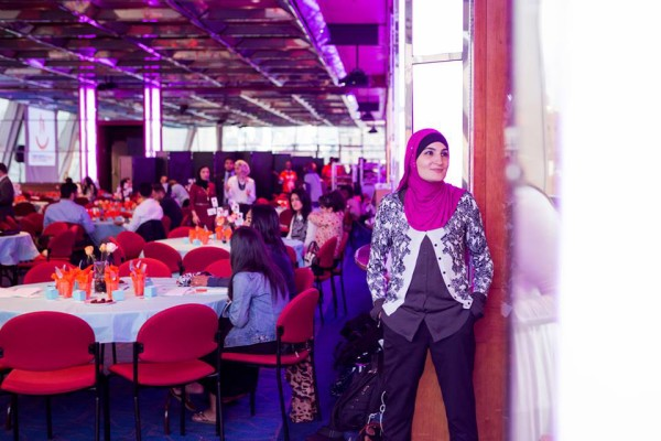 ICNYU Women SMILE for Empowerment Fundraising Iftar#1