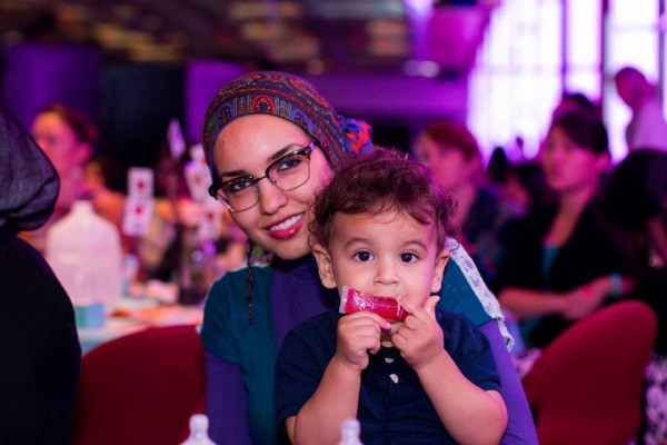 ICNYU Women SMILE for Empowerment Fundraising Iftar#7